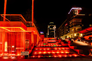 Keith Allen - Smale Park at night