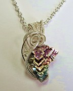 Heather Jordan - Small Wire-Wrapped...