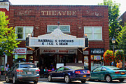 Cooperstown Photos - Smalleys Theatre  by Bob Whitt