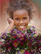 Smile 2 Print by Kume Bryant