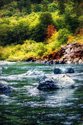 Melanie Lankford Photography - Smith River in Autumn