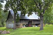 Rhonda McClure - Smoky Mountain Barn
