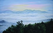 Penny Johnson - Smoky Mountain Sunrise #2