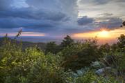 Debra and Dave Vanderlaan - Smoky Mountain Sunset