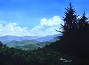Penny Johnson - Smoky Mountain View