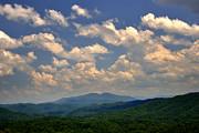 George Taylor - Smoky Peaks and Sky