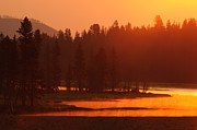 Bruce Gourley - Smoky Sunrise at...