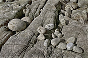 Peter J Sucy Metal Prints - Smooth Rocks Metal Print by Peter J Sucy