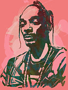 Kim Wang - Snoop Dogg - stylised...