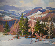 Alexander Shandor - Snow And Mountains