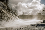 Sue Smith - Snow Blowing Across a...