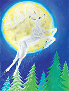 Legend  Pastels - Snow Bringer by Autum Wright