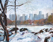 Joan Wulff - Snow In The City