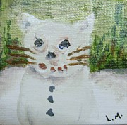 Laurie Morgan - Snow Kitty