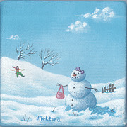 Dilek Tura - Snow Lady