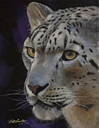 Bill Dunkley - Snow Leopard
