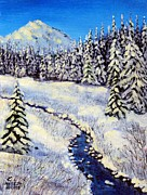 Kenny Henson - Snow on the Meadow