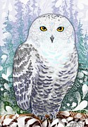 Sharon Marcella Marston - Snow Owl