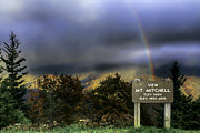 John Haldane - Snow Rainbow in Fall...