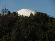 Siva Guru - Snow top view of MT Fuji