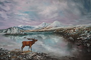 Fauna Originals - Snowdon - Wales by Jean Walker