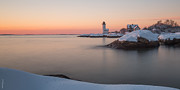 Paul Treseler - Snowed in Lighthouse