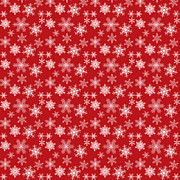 Tilen Hrovatic - Snowflakes on Red...