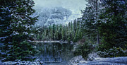 Claudette DeRossett - Snowing in Wyoming