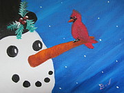 Beverly Livingstone - Snowman 2