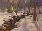 Marianne  Kuhn - Snowy Creek