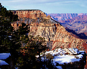 Janice Sakry - Snowy Grand Canyon Vista