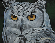 Bill Dunkley - Snowy Owl