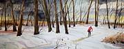 Scott Nelson - Snowy Single Track