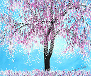 Spring Time Paintings - So Spring by Kume Bryant