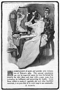 Dressing Room Prints - Soap Advertisement, 1902 Print by Granger