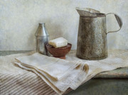 Antiquity Photos - Soap and Water by Robin-lee Vieira