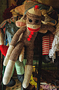 Terrie Heslop - Sock Monkey