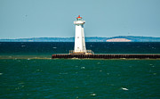 Guards Originals - Sodus Point Lighthouse by Steve Clough