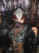 Sexy Jewelry - Sofia Metal Queen black metal bellydancer by Sofia Gothic Queen of Hell