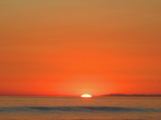 Clemente Prints - Soft Sunset Print by James Knight