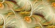 Soft Wings Print by Anastasiya Malakhova