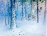 Tracy Herrmann - Softly December Deer