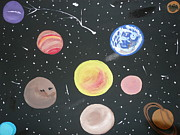 Tom Ernst - Solar System Arrangement...