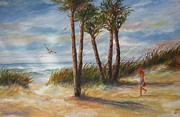 Gloria Turner - SOLD Beach entrance