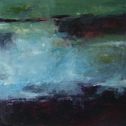 Carolyn Barth - Sold - Night Sea
