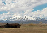 Idaho Scenery Prints - Soldier Mountain - Camas County - Scenic Idaho Print by Photography Moments - Sandi