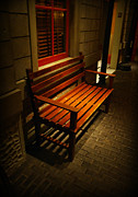Window Bench Photos - Solitude Beckons by Marilyn Wilson