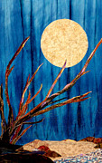 Featured Tapestries - Textiles Originals - Solitude by Maureen Wartski