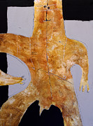 Male Mixed Media - SOLLEMNE No. 5 by Mark M  Mellon