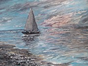 Rhonda Clapprood - Solo Sail for Shells